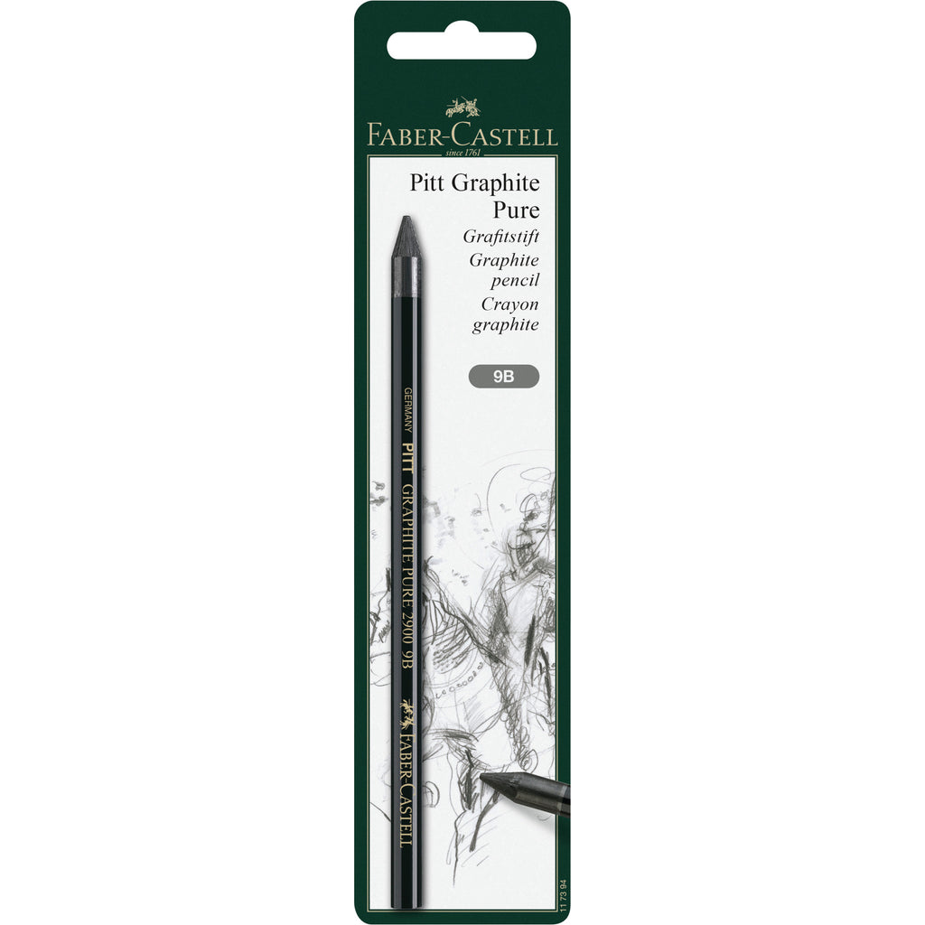 Pitt® Graphite Pure Pencil - 9B  - #117394