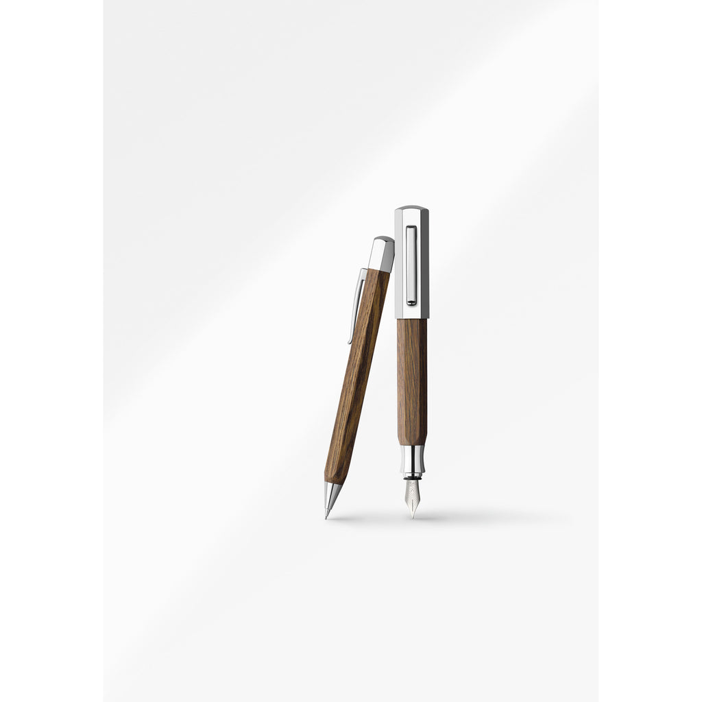 Ondoro Propelling Pencil - Smoked Oak Wood