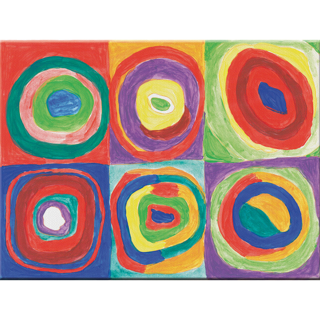 Paint by Number Museum Series - Concentric Circles