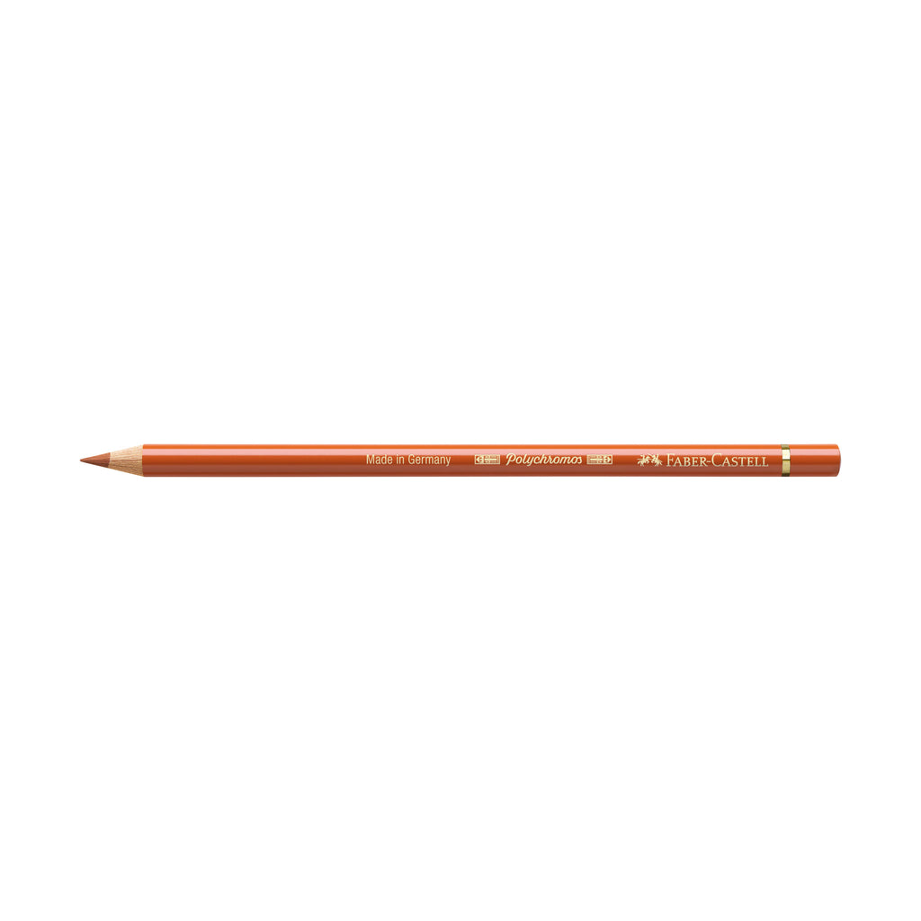 Polychromos® Artists' Color Pencil - #186 Terracotta - #110186