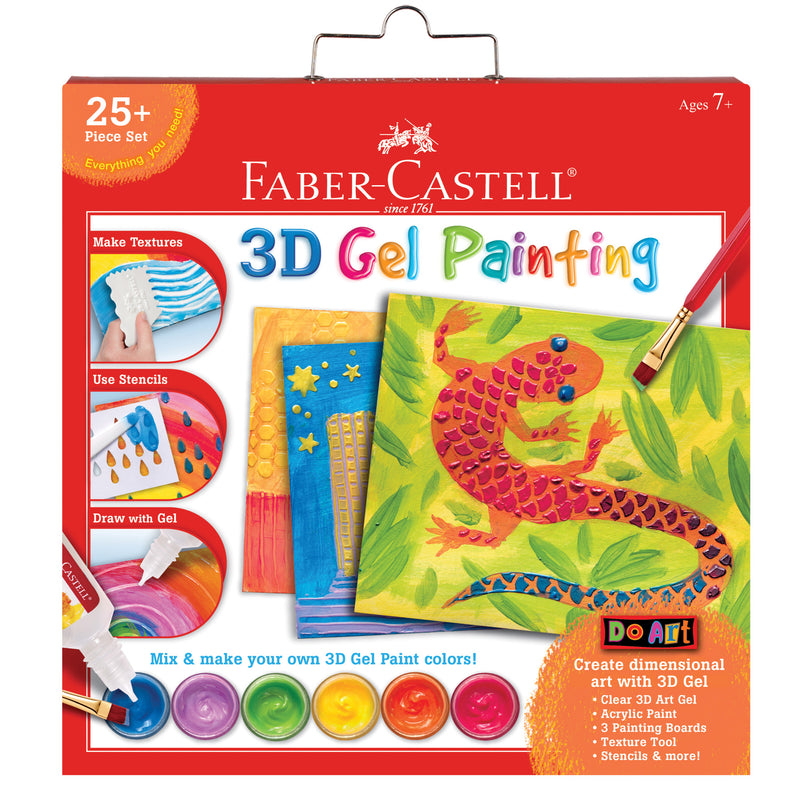 Do Art 3D Gel Painting - #14326