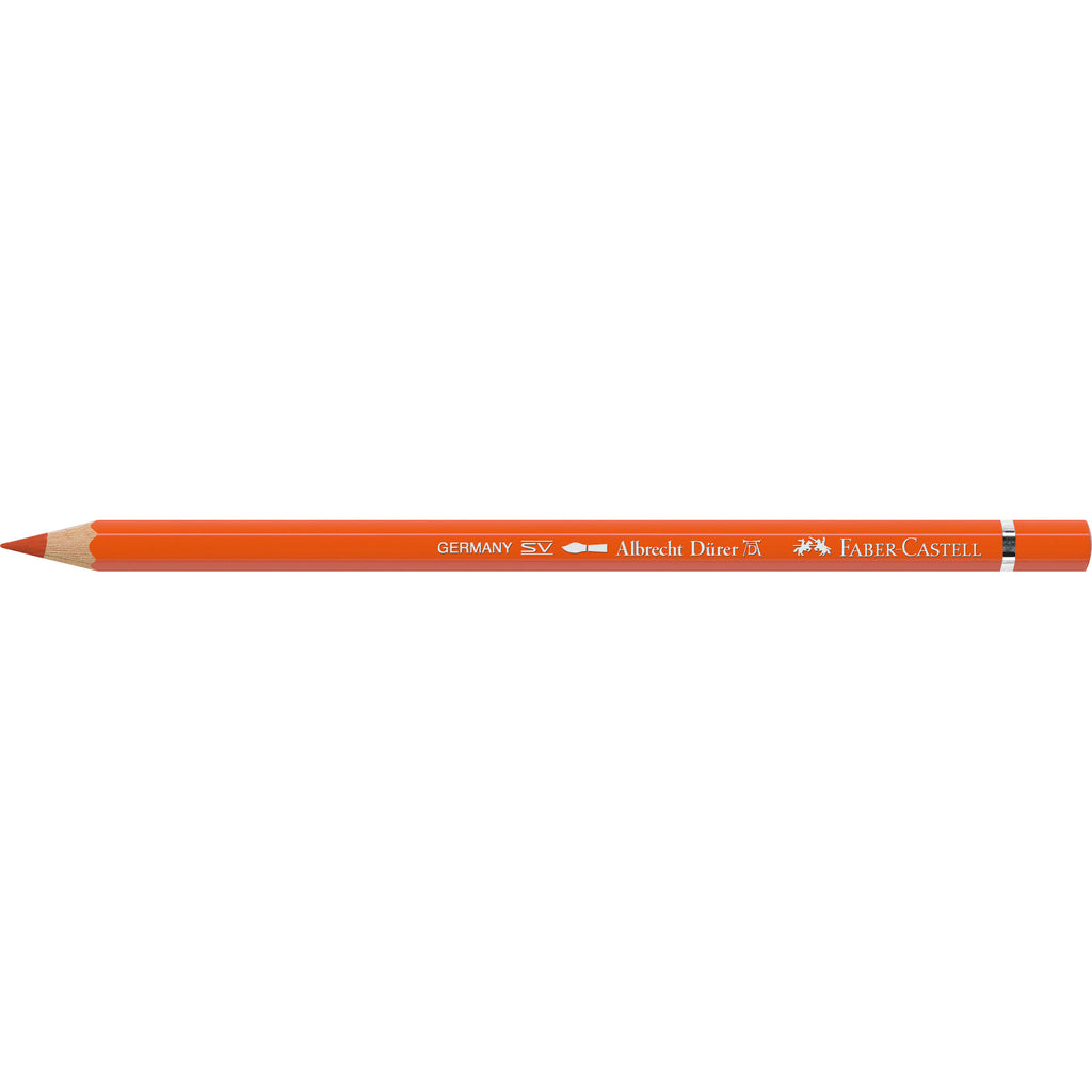Albrecht Dürer® Artists' Watercolor Pencil - #115 Dark Cadmium Orange - #117615
