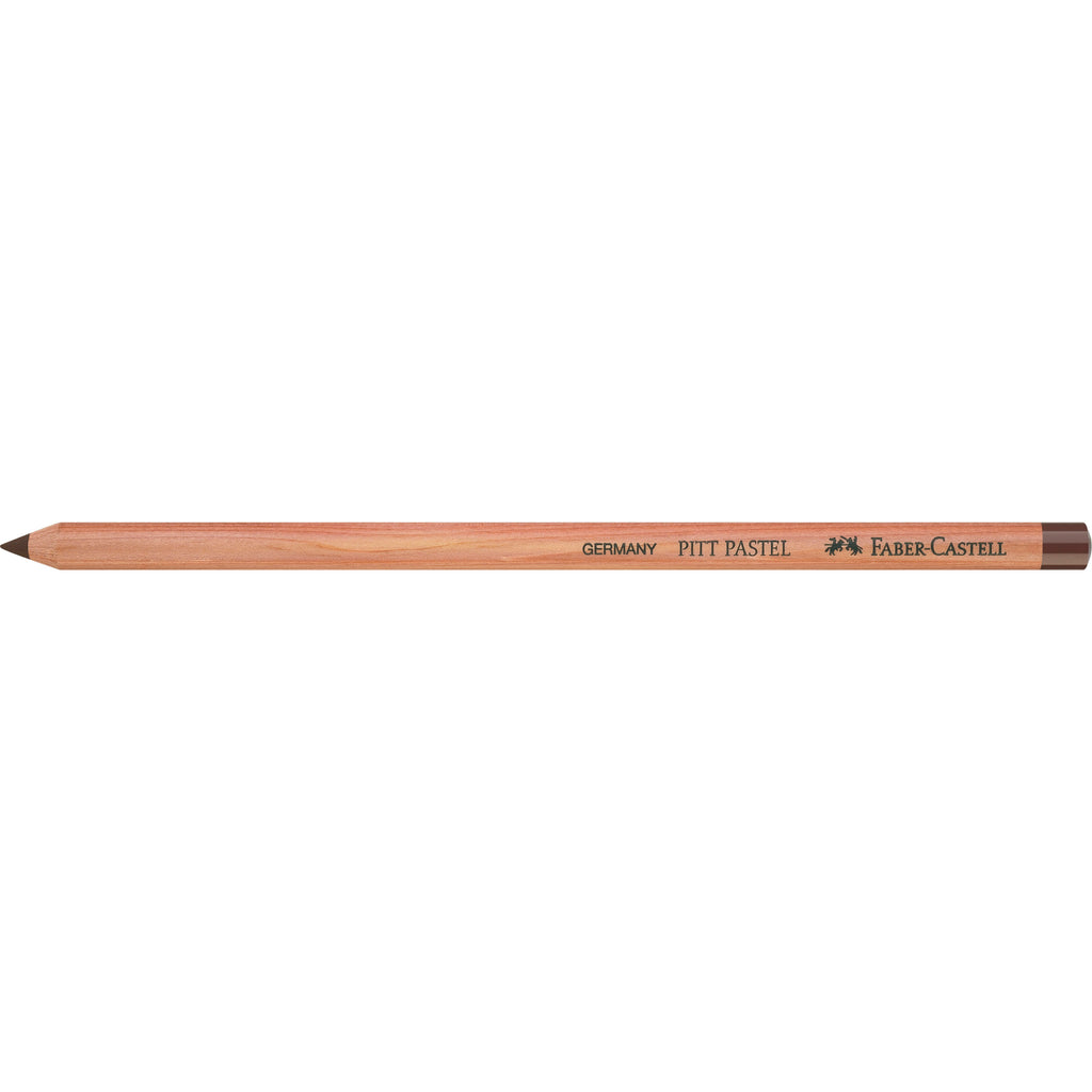 Pitt® Pastel Pencil - #176 van Dyck Brown - #112276