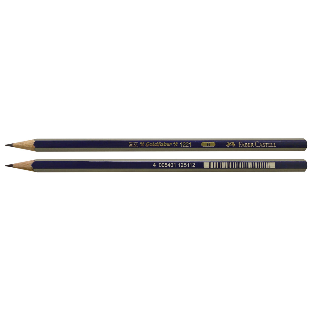 Graphite Sketch Pencils - H - #112511