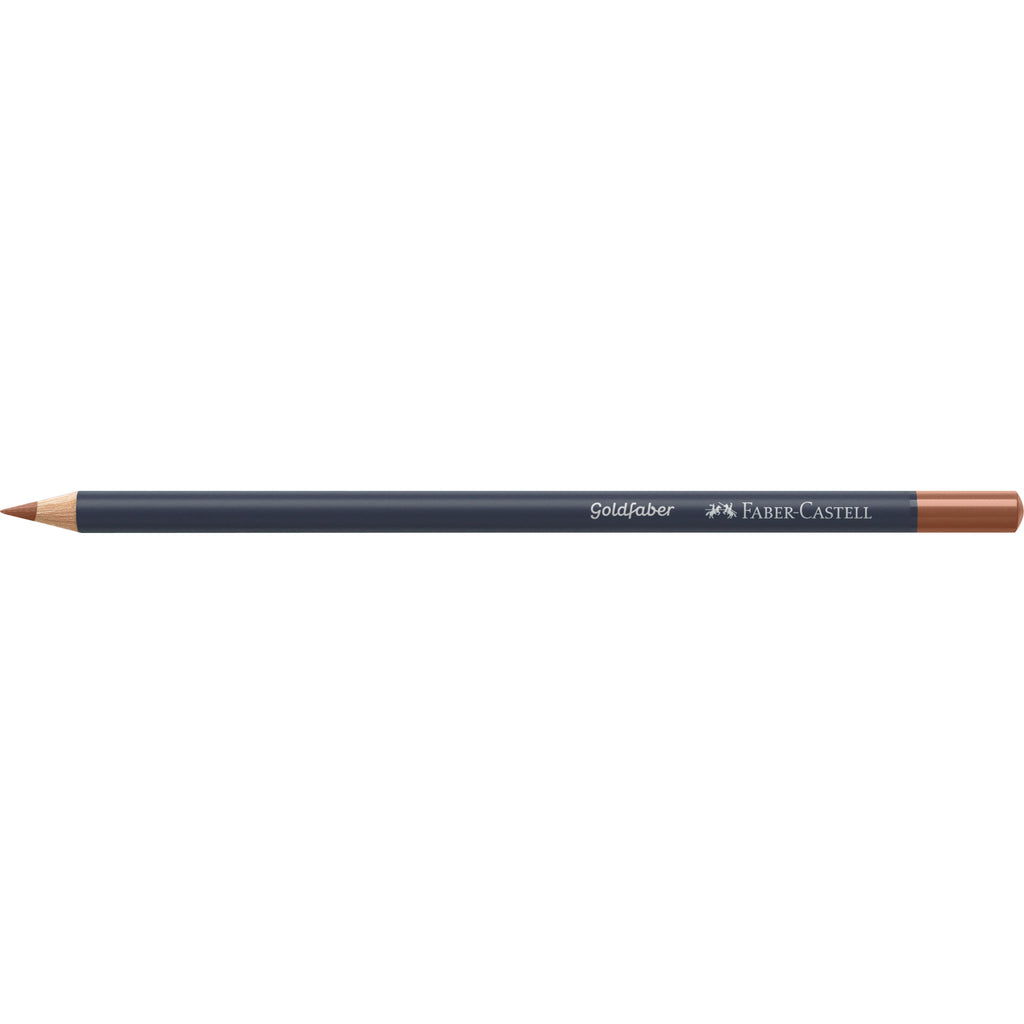 Goldfaber ™ Color Pencil - #283 Burnt Sienna