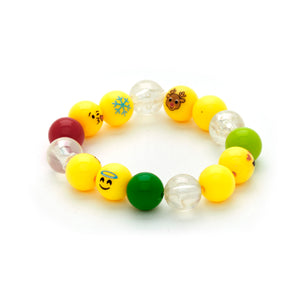 Holiday Emoji Bracelets