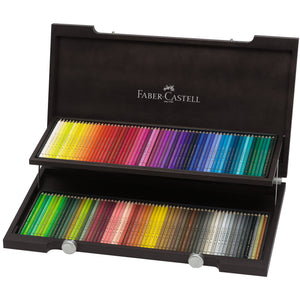 Polychromos® Artists' Color Pencils - Wood Case of 120 - #110013