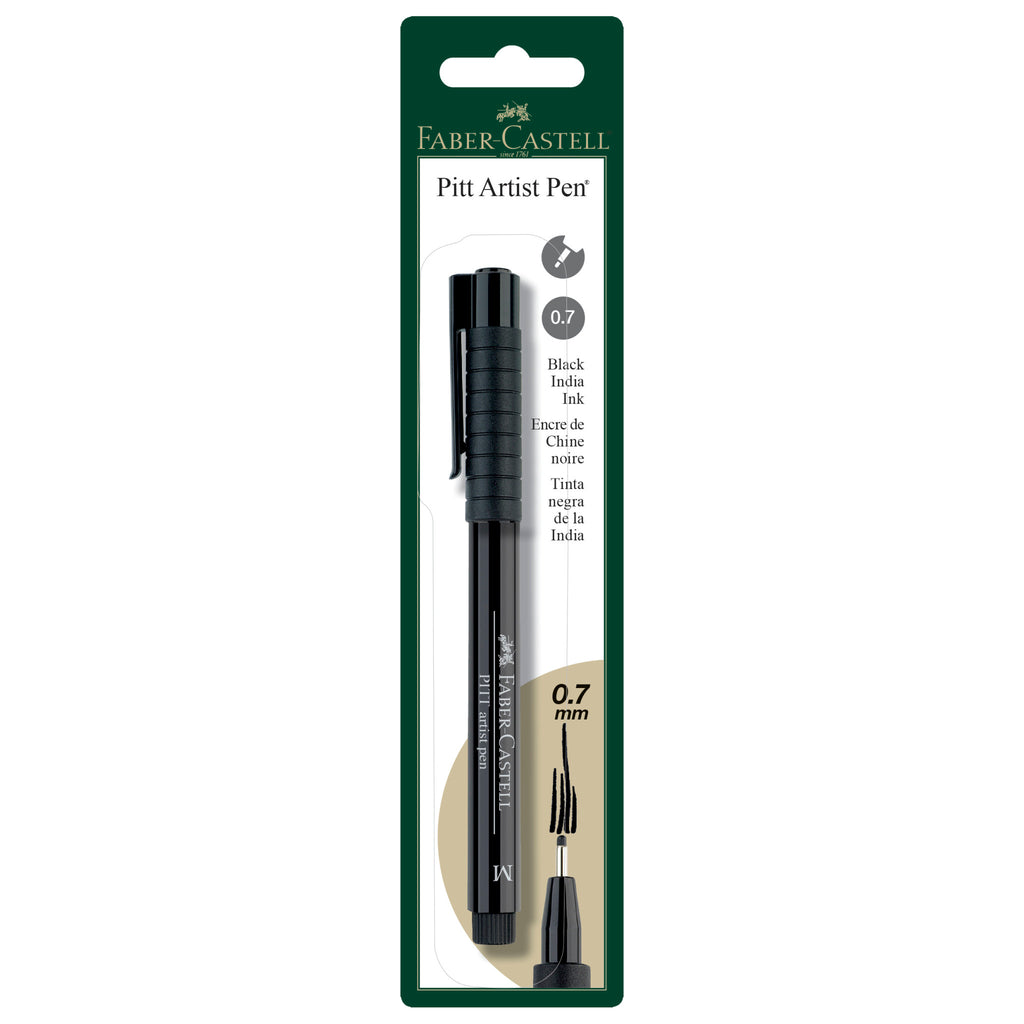 Pitt Artist Pen® Medium - #199 Black - #800013