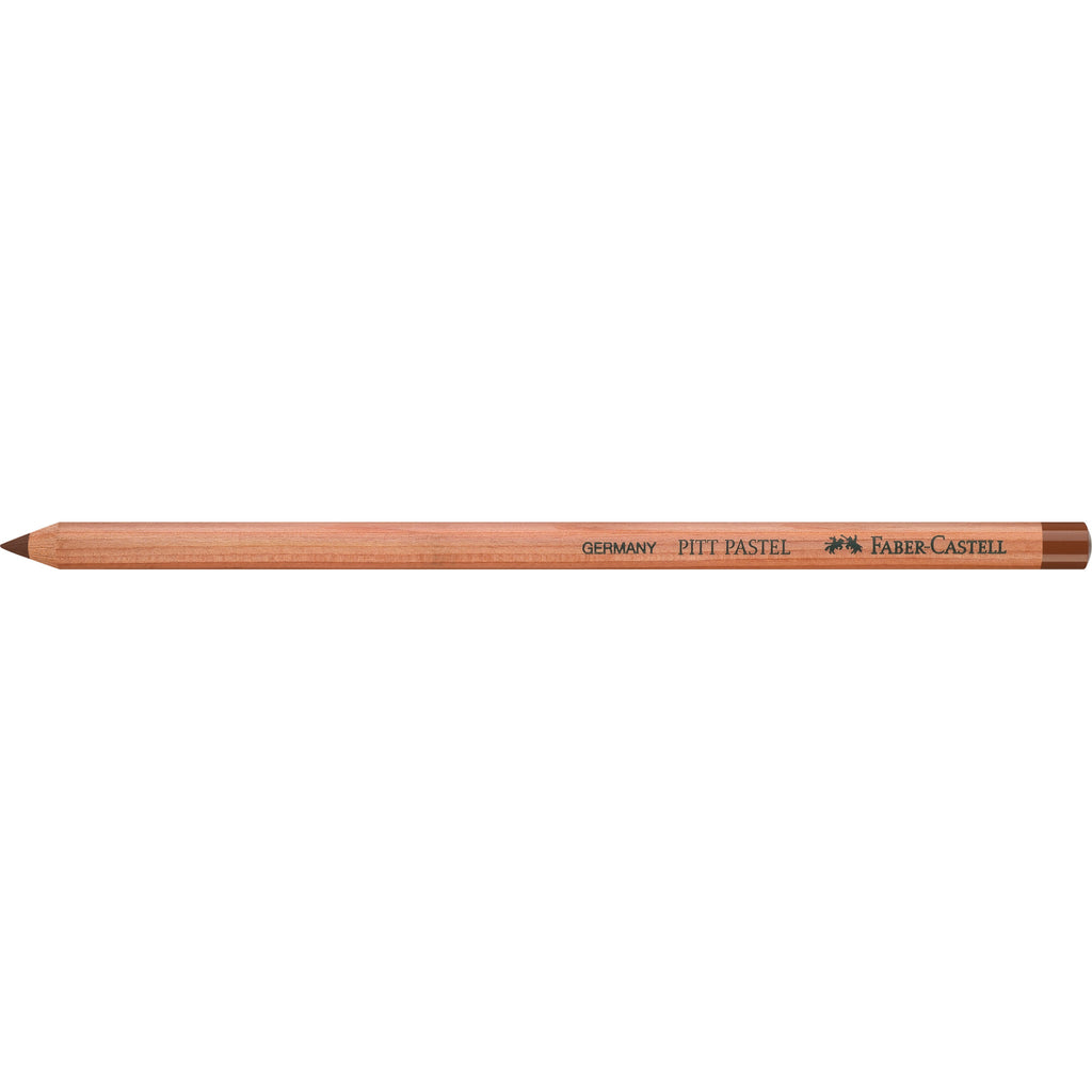 Pitt® Pastel Pencil - #283 Burnt Siena
