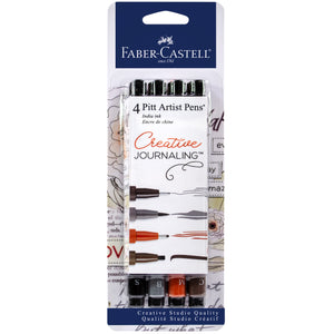 Pitt Artist Pen® - Creative Journaling - #770074