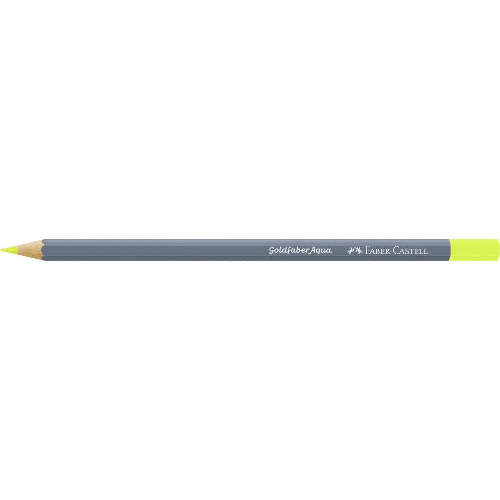 Goldfaber Aqua Watercolor Pencil - #104 Light Yellow Glaze - #114604