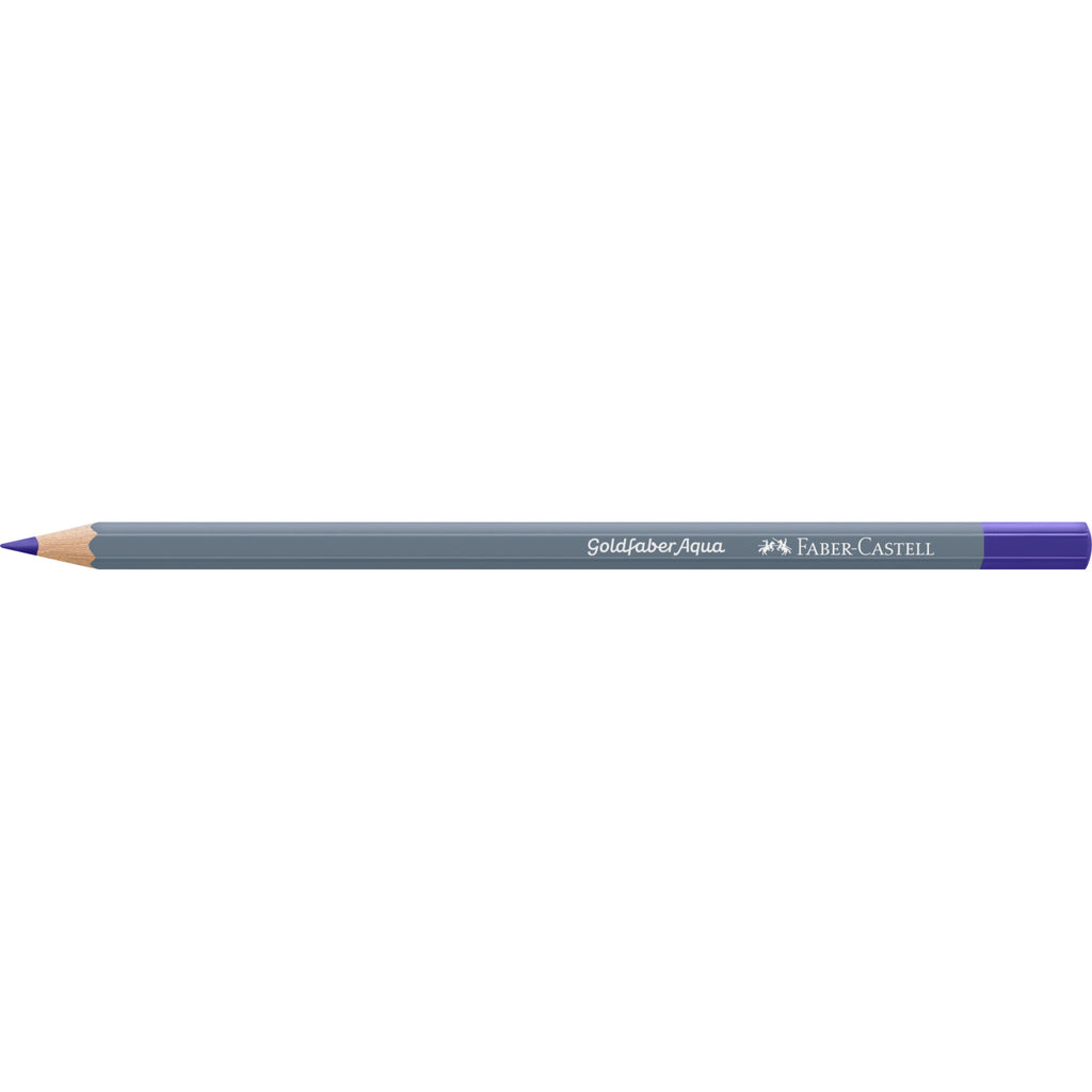 Goldfaber Aqua Watercolor Pencil - #137 Blue Violet - #114637