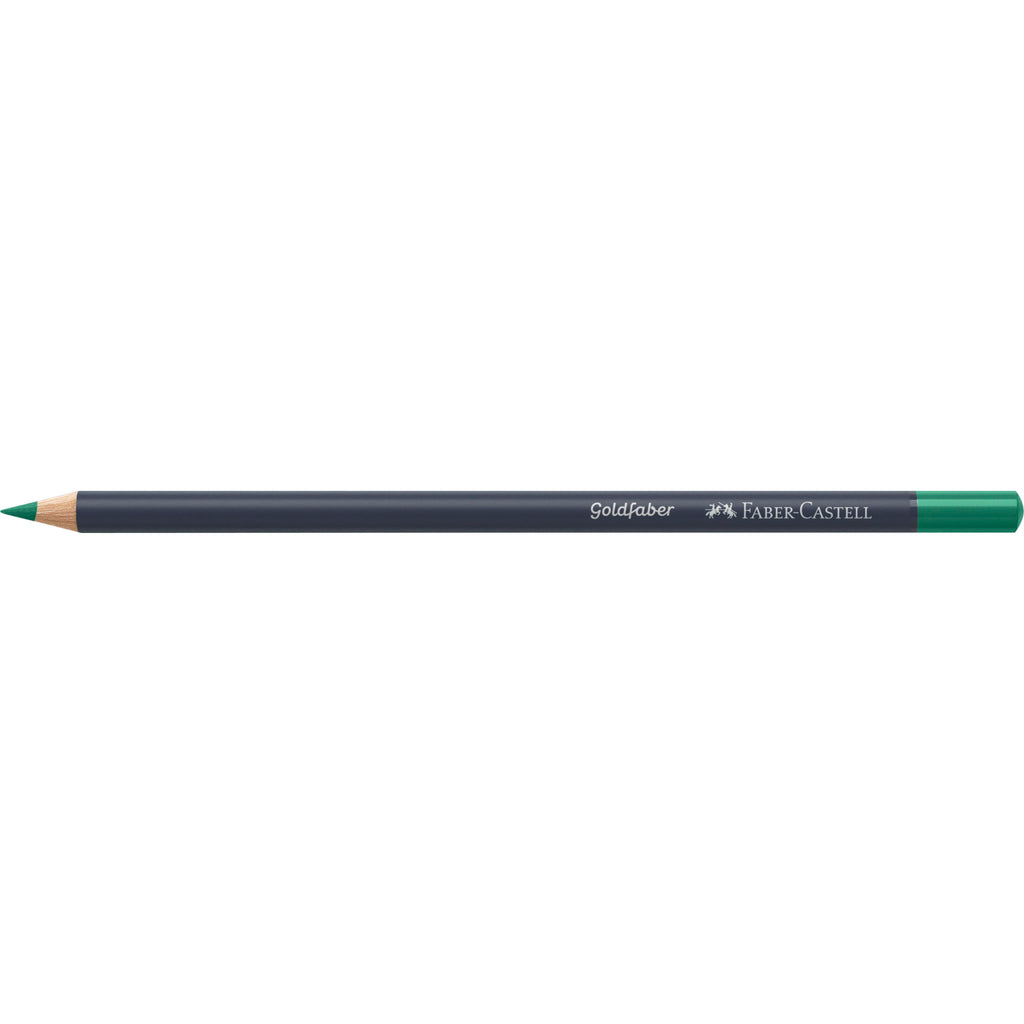 Goldfaber ™ Color Pencil - #162 Pthalo Green