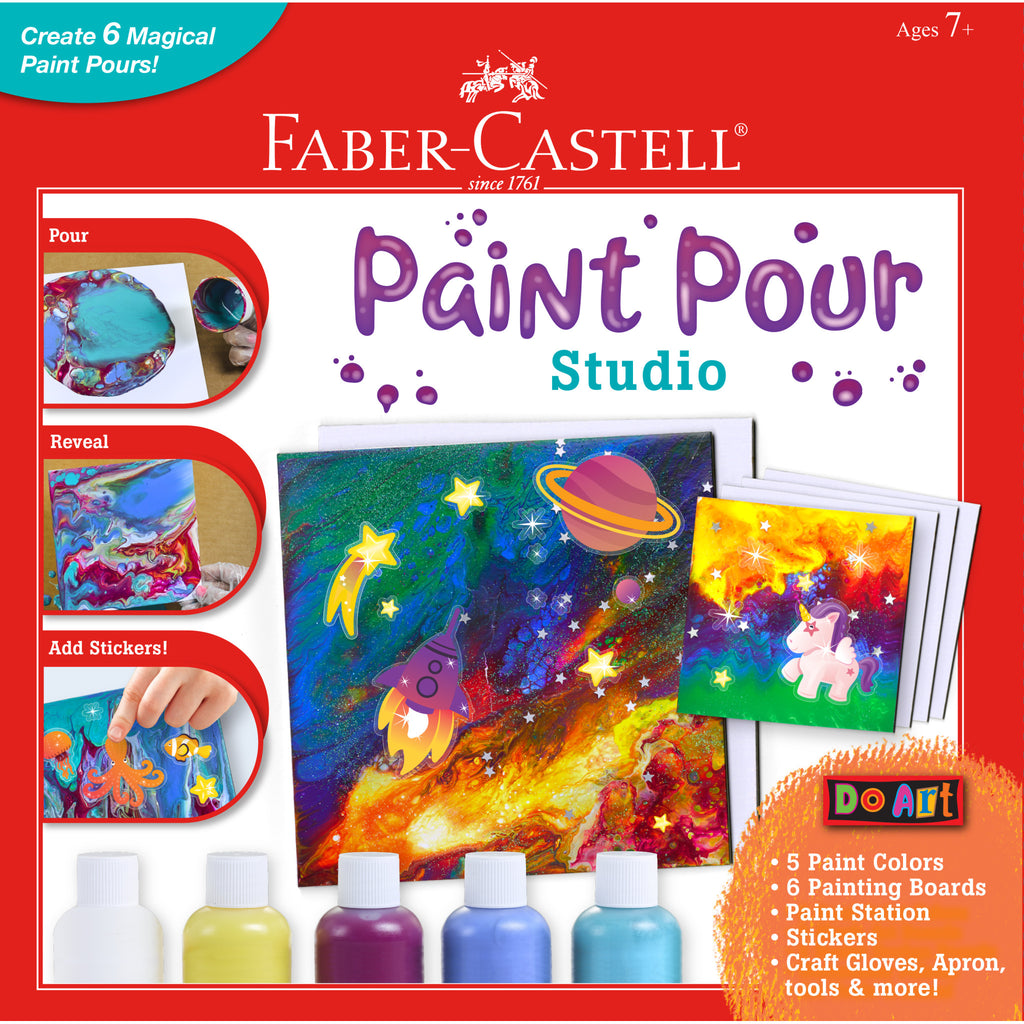 Do Art Paint Pour Studio - #