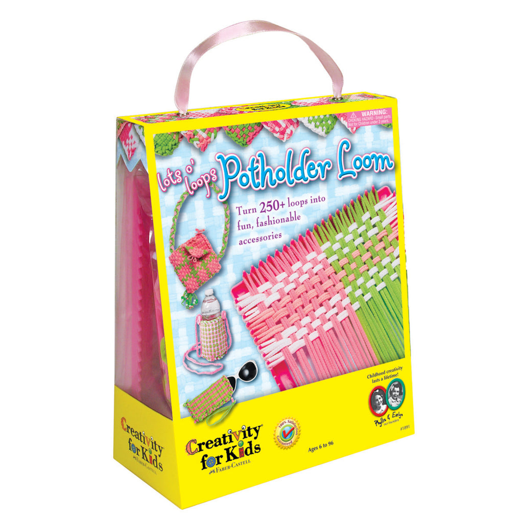 Lots o' Loops Potholder Loom - #1891000