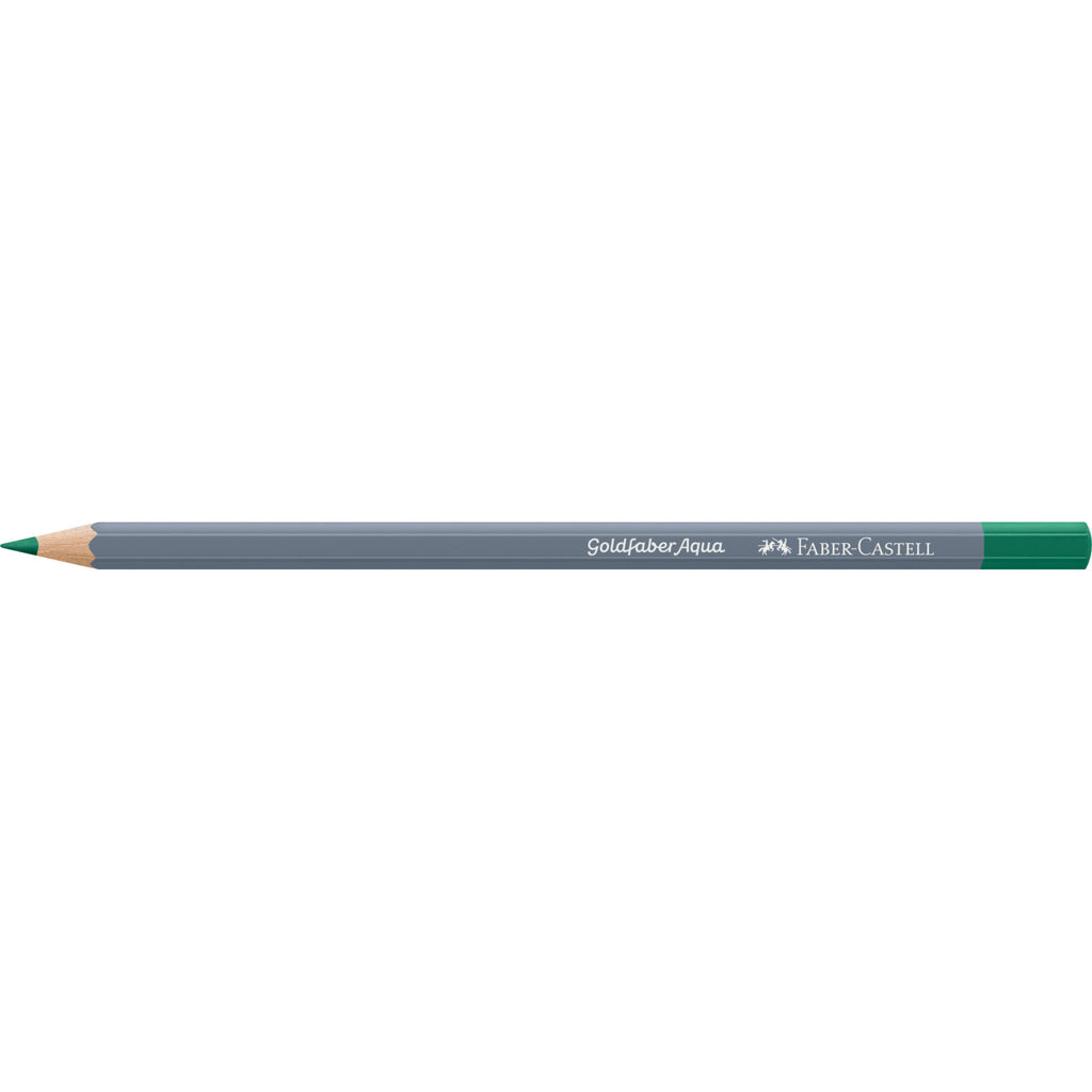 Goldfaber Aqua Watercolor Pencil - #162 Light Pthalo Green - #114662