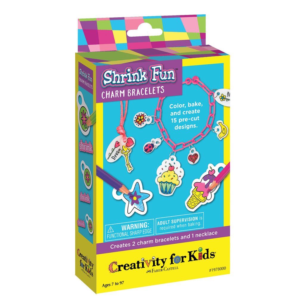 Shrink Fun™ Charm Bracelets - #1978000