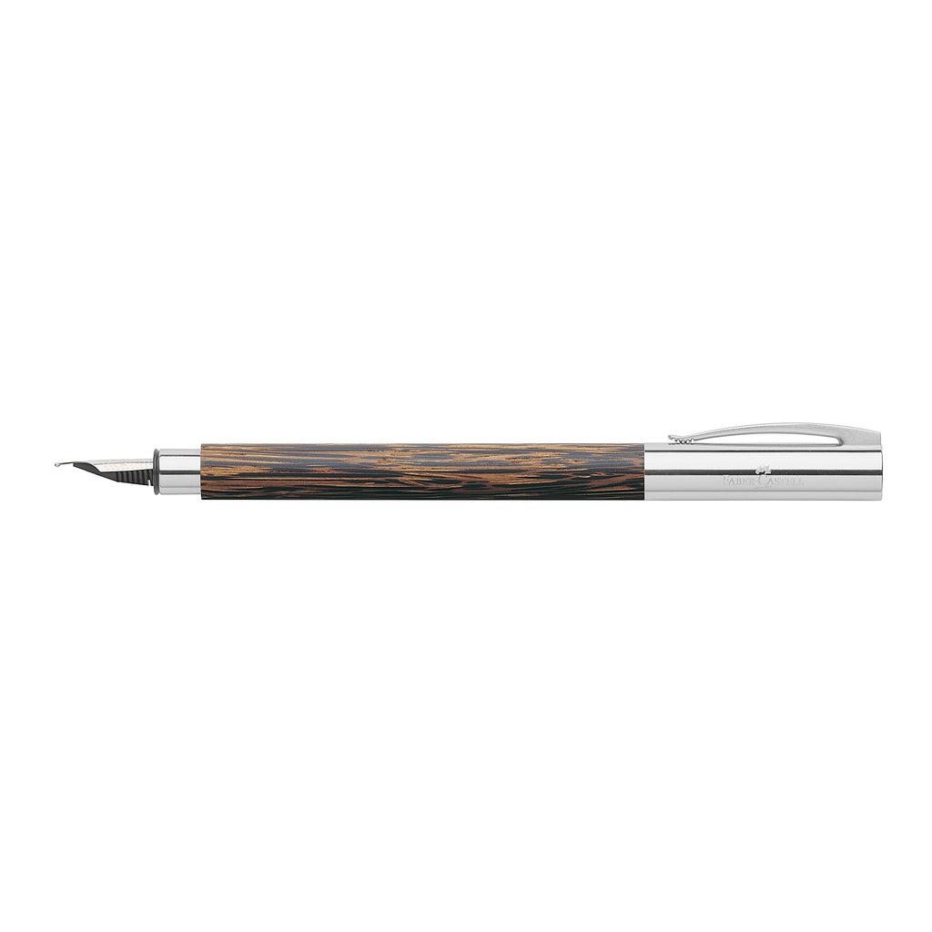 Ambition Fountain Pen, Coconut Wood - Medium - #148170