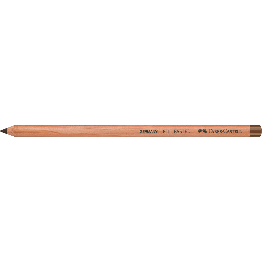 Pitt® Pastel Pencil - #280 Burnt Umber