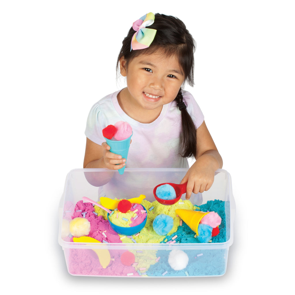 Sensory Bin Ice Cream Shop - #6280000