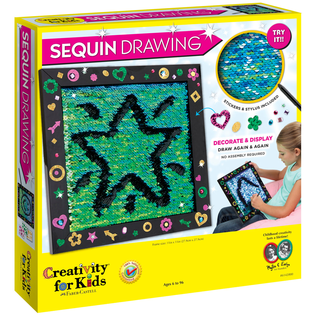 Sequin Drawing - #6142000