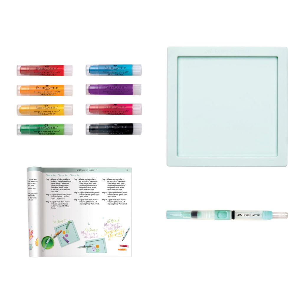Intro to Watercolor with Gelatos® - #770412T