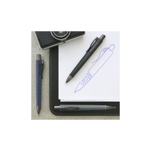 Poly Ball Ballpoint Pen - Urban Navy Blue - #241189