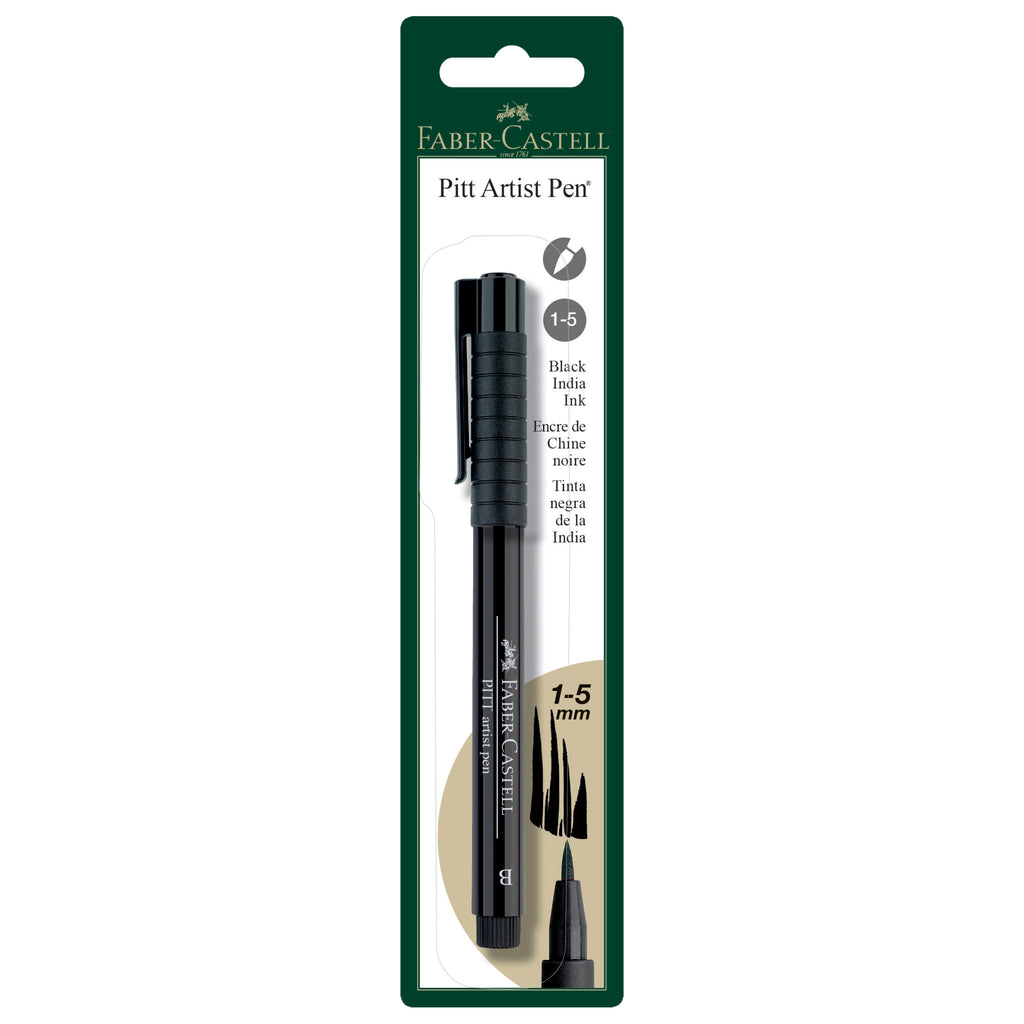 Pitt Artist Pen® Brush - #199 Black - #800012