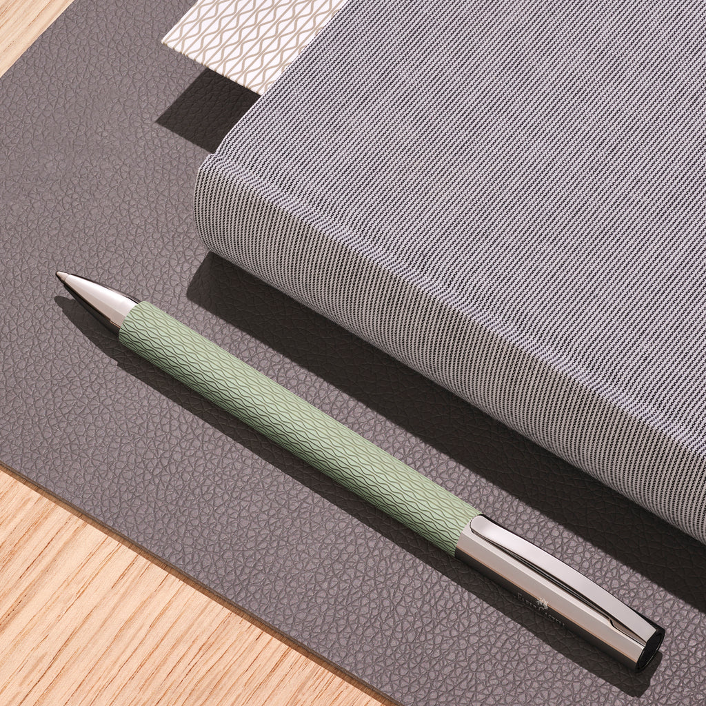Ambition OpArt Ballpoint - Mint Green - #147015