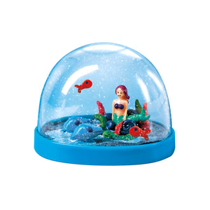 Make Your Own Water Globes - Under the Sea - #1858000