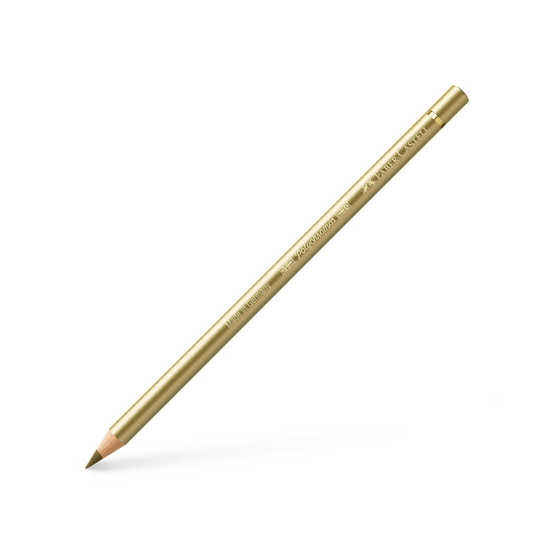 Polychromos® Artists' Color Pencil - #250 Gold - #110250