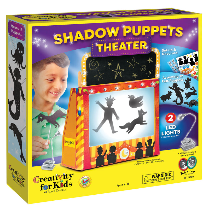 Shadow Puppets Theater - #6171000