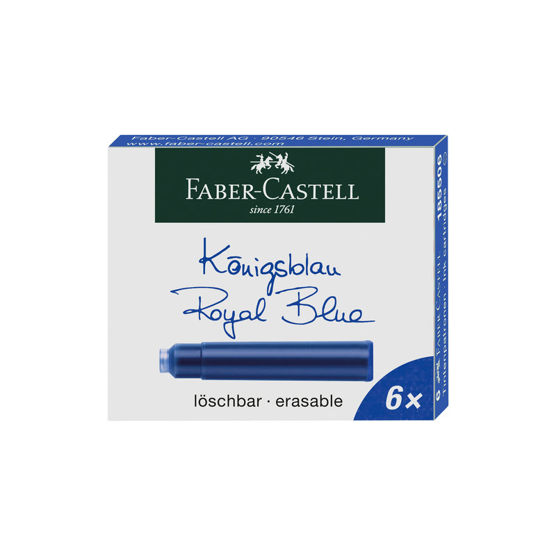 Fountain Pen Ink Cartridges - Blue - #185506
