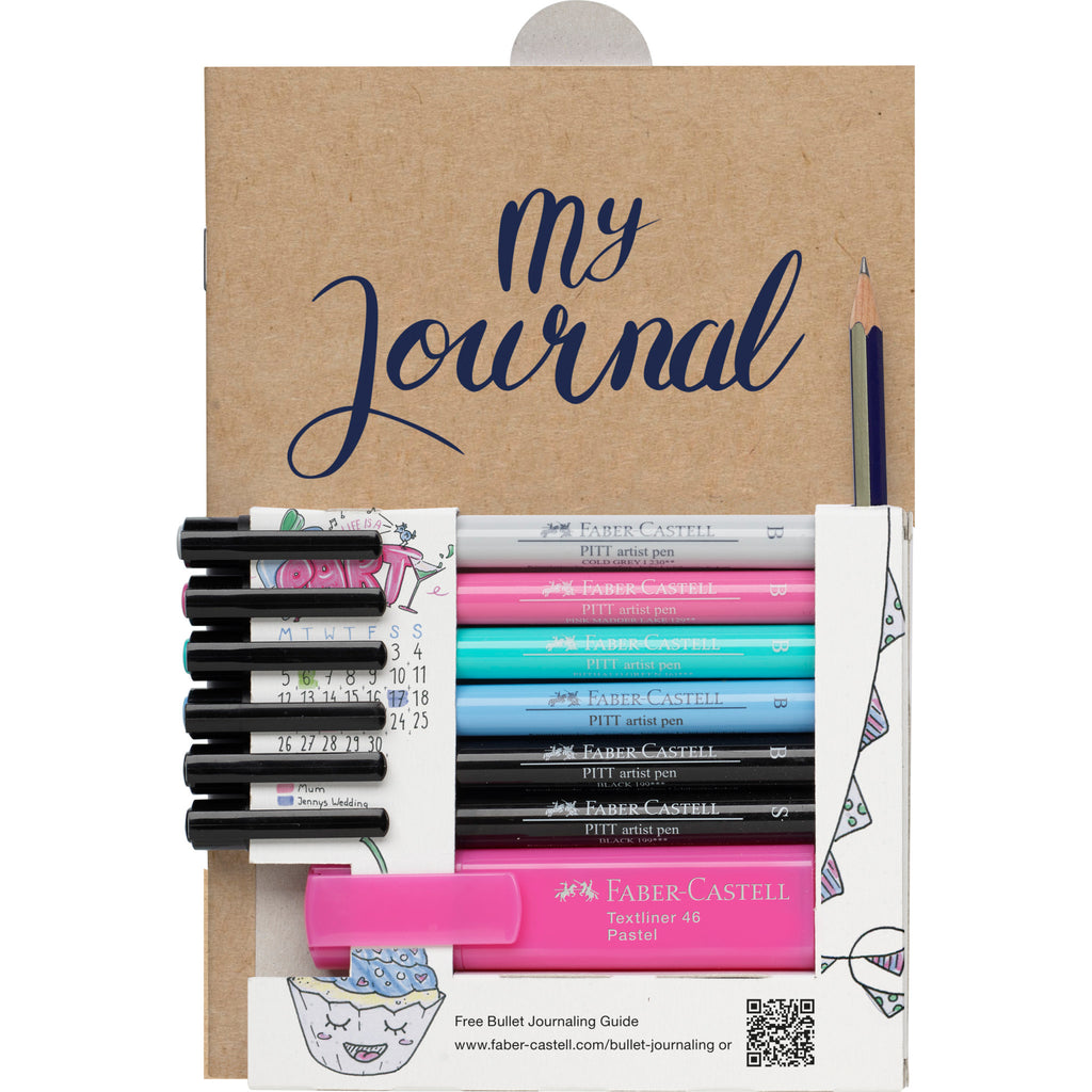 PItt Artist Pen Beginner Journaling Set - #267125