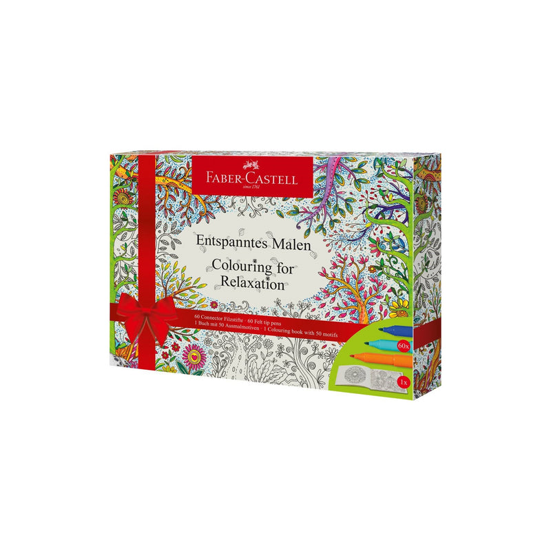 Coloring for Relaxation Gift Box - #155066