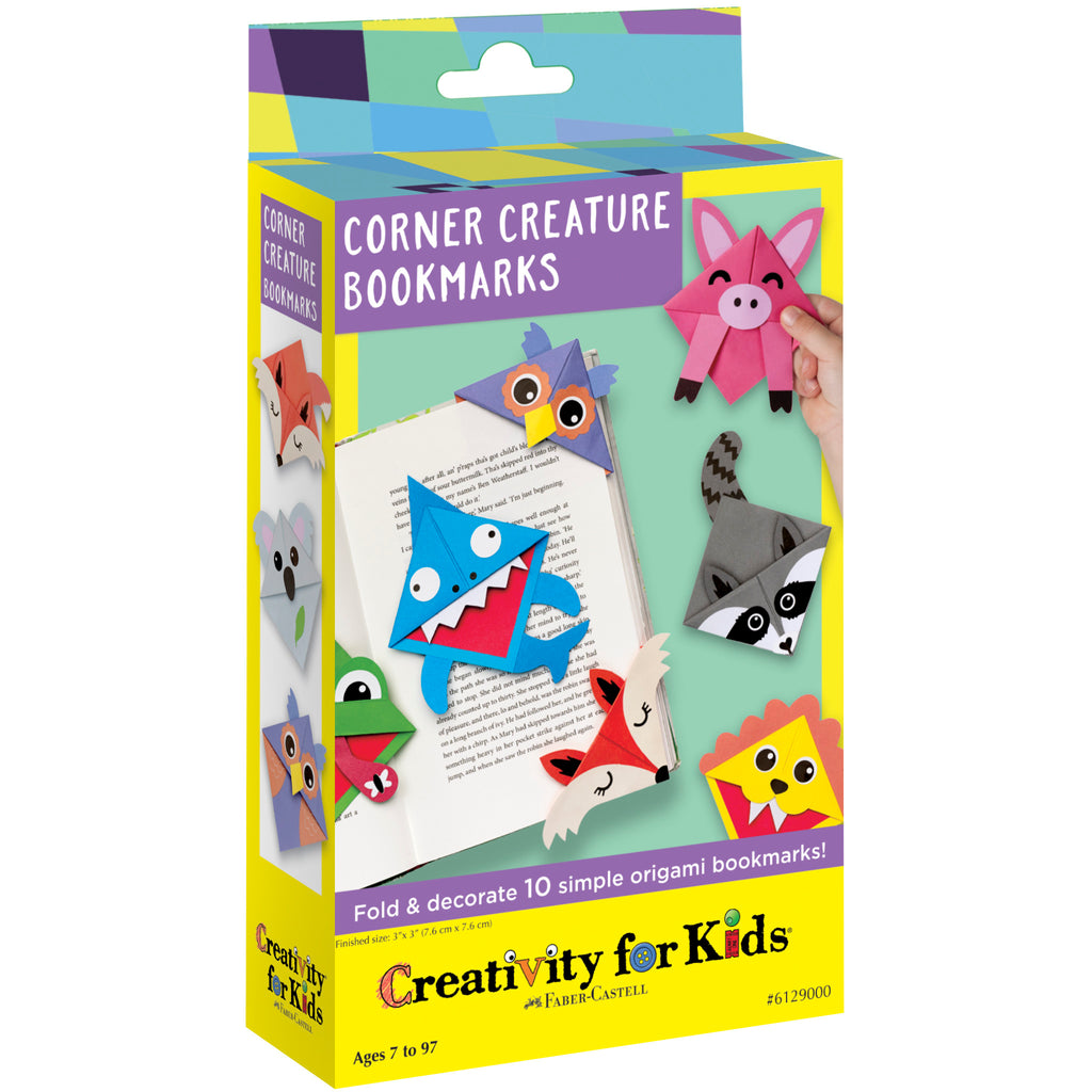 Corner Creature Bookmarks - #6129000