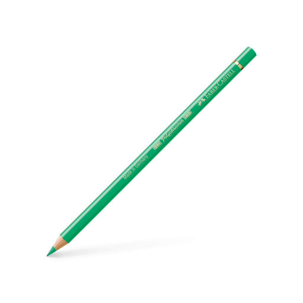 Polychromos® Artists' Color Pencil - #162 Light Phthalo Green - #110162