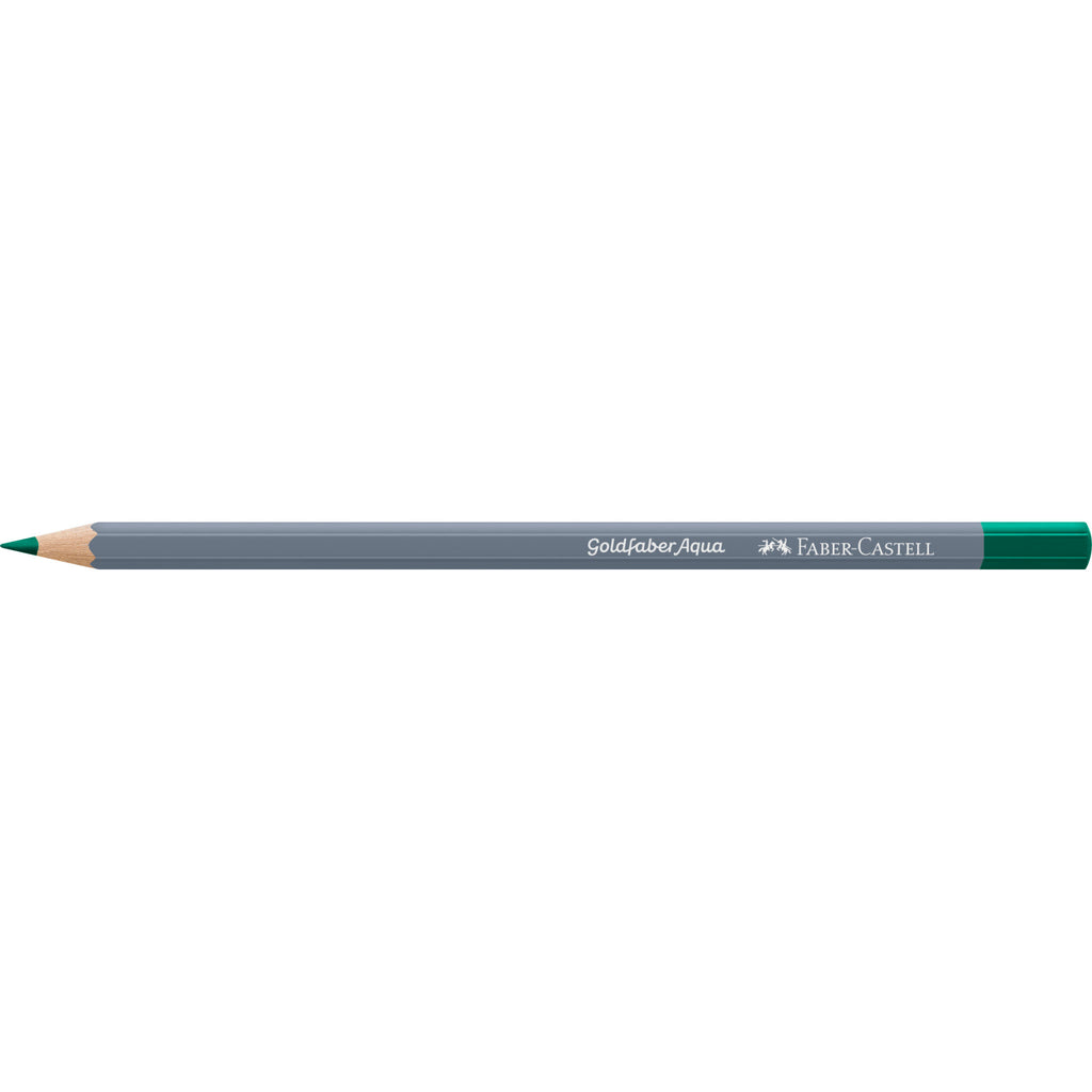 Goldfaber Aqua Watercolor Pencil - #161 Pthalo Green - #114661