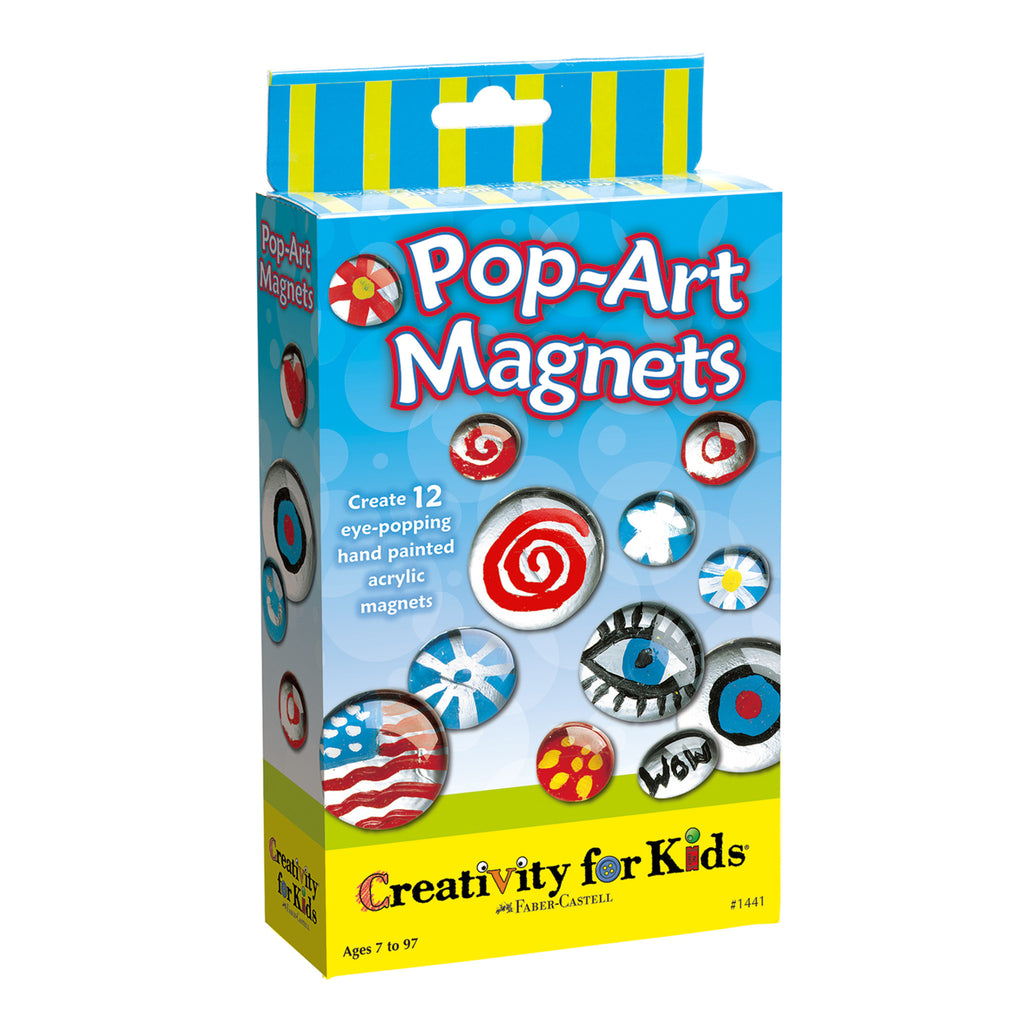 Pop Art Magnets - #1441000