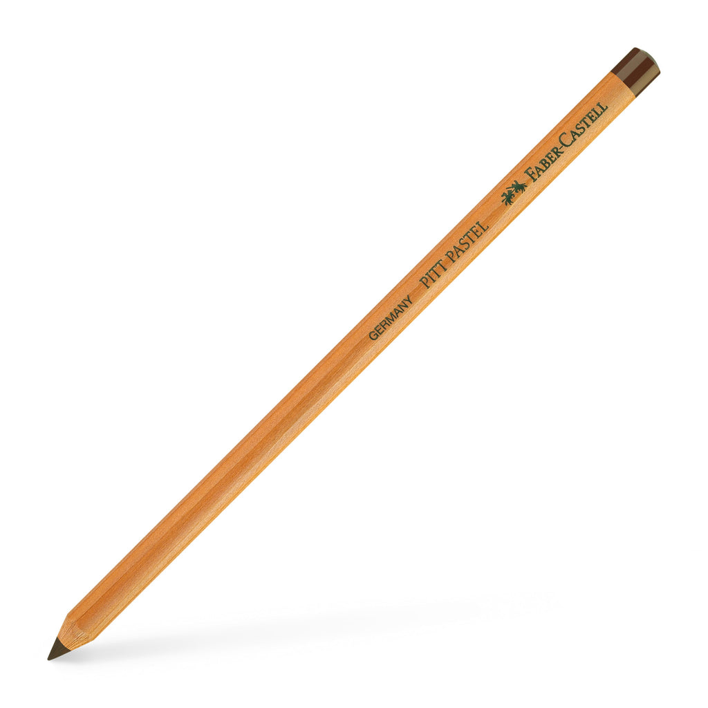 Pitt® Pastel Pencil - #177 Walnut Brown - #112277