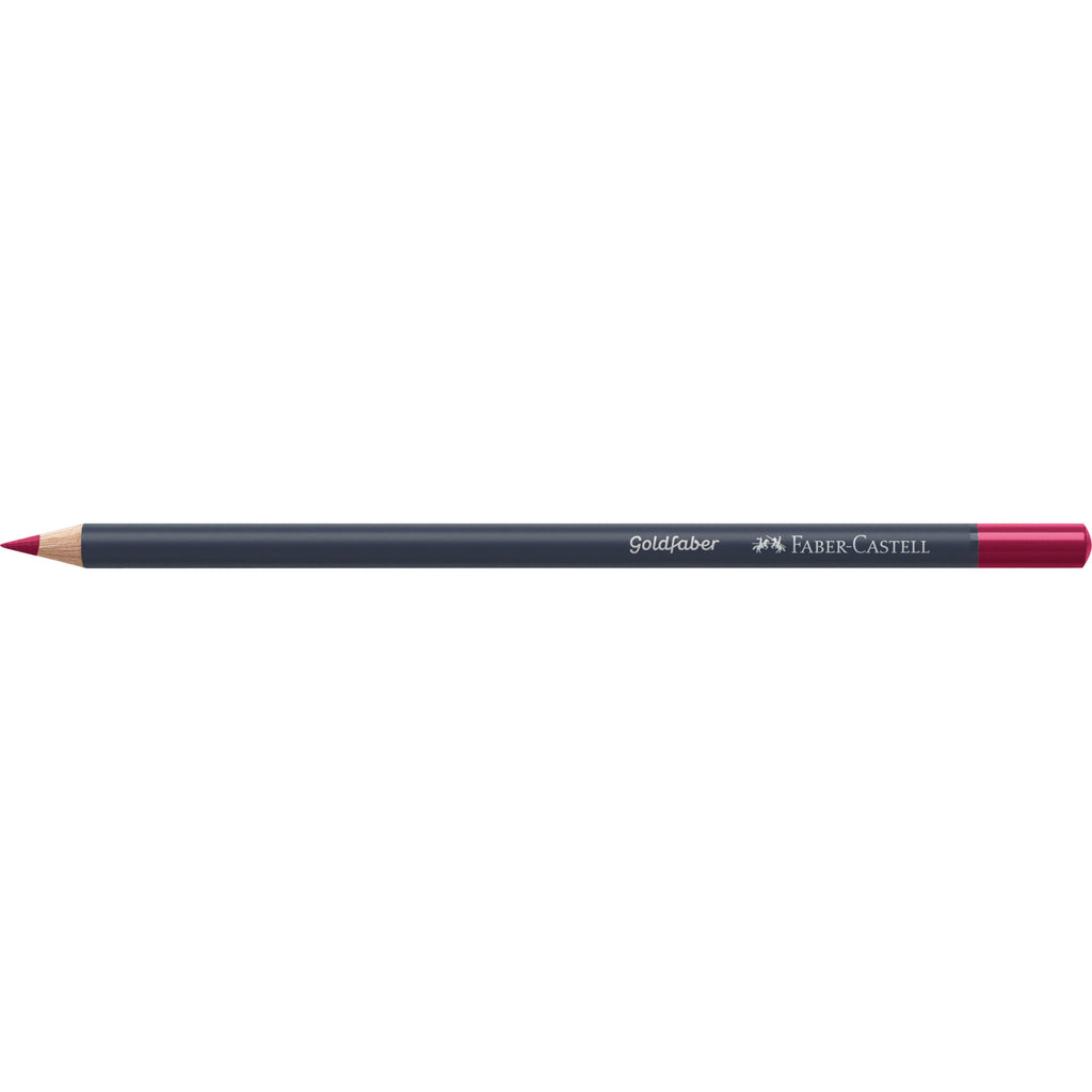 Goldfaber ™ Color Pencil - #126 Permanent Carmine