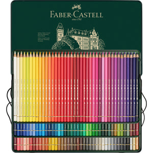 Polychromos® Artists' Color Pencils - Tin of 120 - #110011