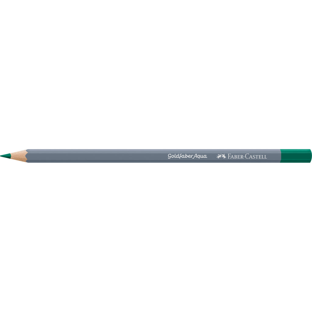 Goldfaber Aqua Watercolor Pencil - #163 Emerald Green - #114663