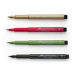 Pitt® Artist Pens Lettering Set - Holiday - #770087