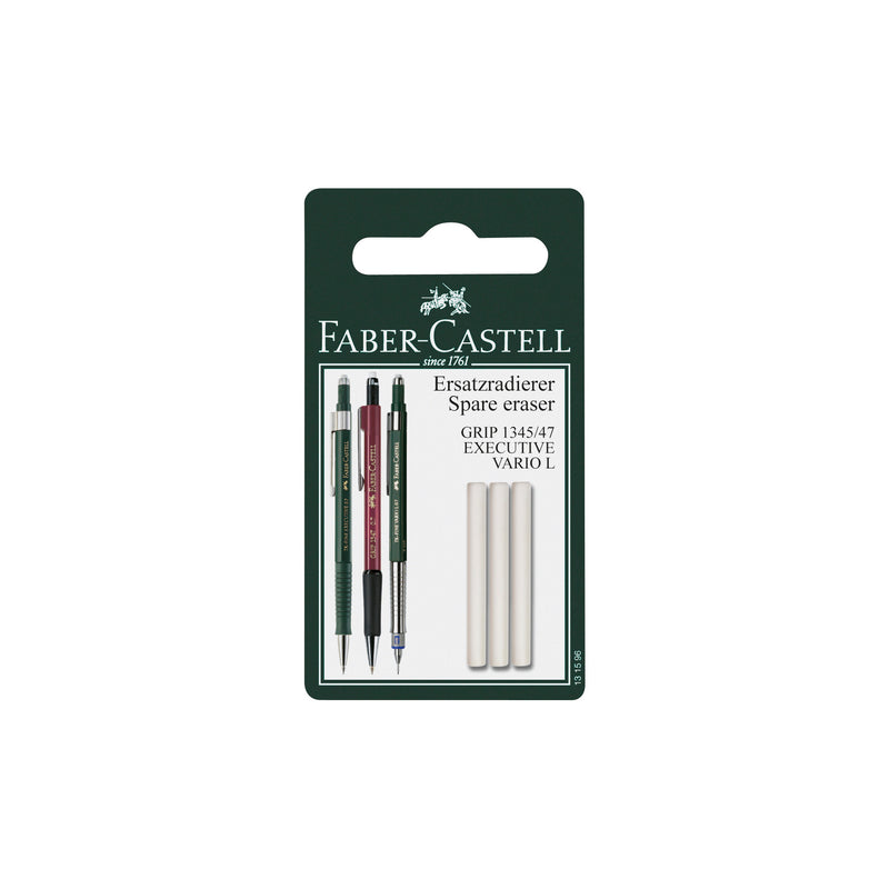 Eraser Refills for TK® Fine Vario L Pencils - 3 pack - #131596