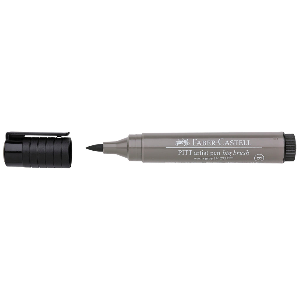 Pitt Artist Pen® Big Brush - #273 Warm Grey IV - #167673