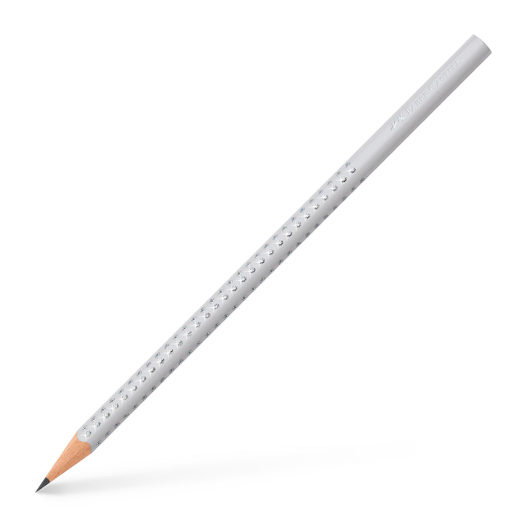 Sparkle Pencil - Grey
