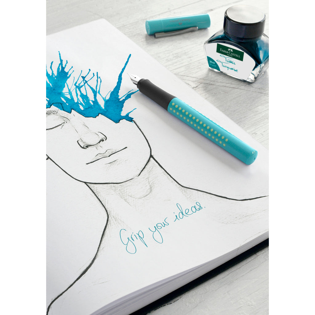 Ink Bottle 30ml - Turquoise