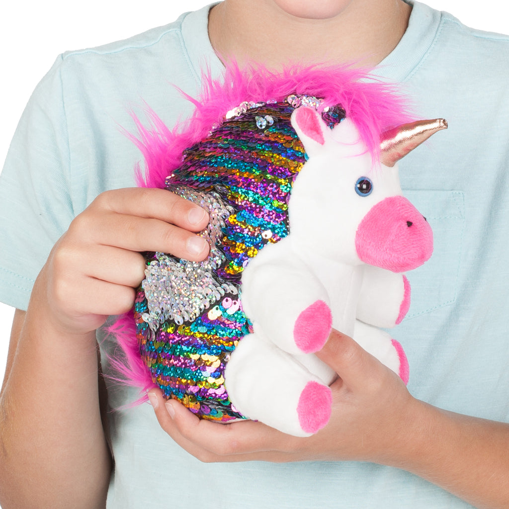 Mini Sequin Pets - Sprinkles the Unicorn - #6218000