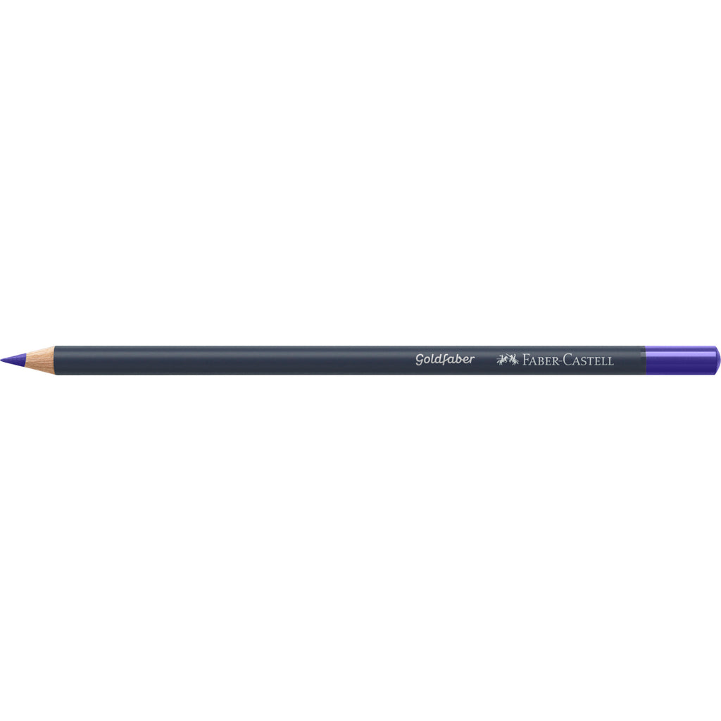 Goldfaber Color Pencil - #137 Blue Violet - #114737